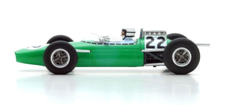 SPARK SPARK SPARK S5252 Brabham BT11  22 3rd Austrian GP 1964-Bob Anderson échelle 1 43 f3cc91