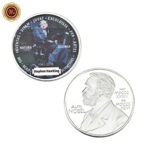 WR-Stephen-Hawking-Memorial-Keepsake-Silver-Coin-Scientist-Collector-Gift