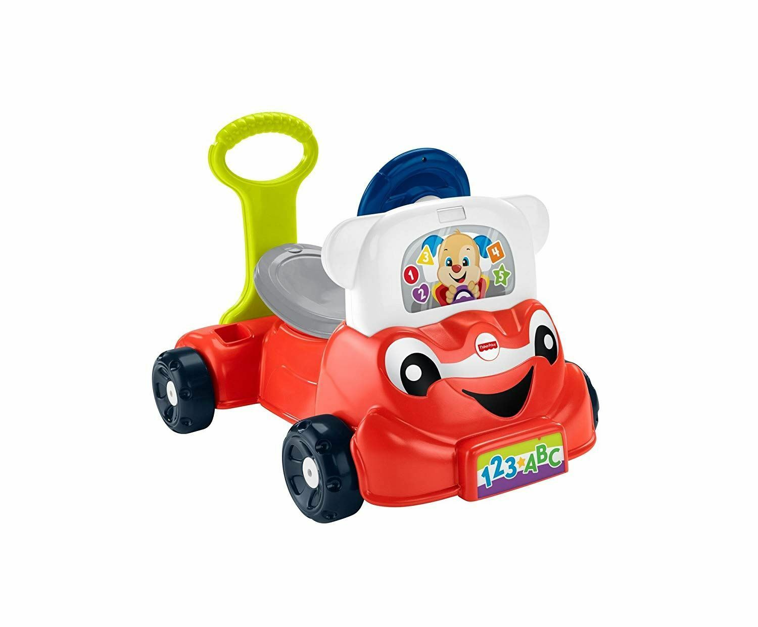 Fisher Price Laugh N Learn 3 in 1 Smart Toy Play Car