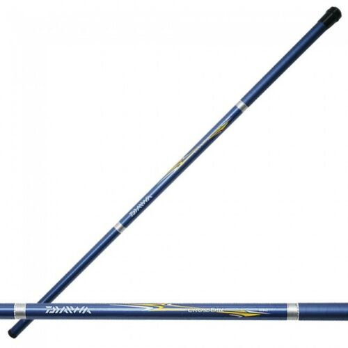 New Crossfire Telescopic Tele Fishing Pole 3m Margin /& Commercial Whip