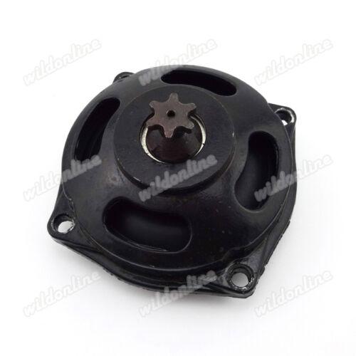 T8F 6 Tooth Pocket Bike Clutch Drum Gear Box 47cc 49cc Mini Moto ATV Quad Buggy