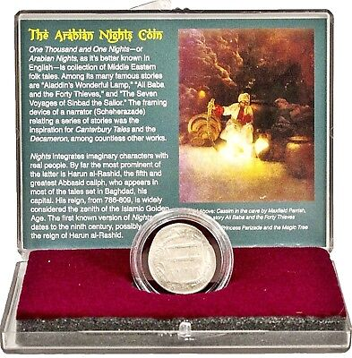Silver Kopek Coin In Clear Box,With Story,And Certificate Ivan the Terrible