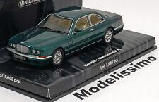 1:43 Minichamps Bentley Continental R 1996 greenmetallic