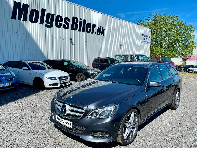 Mercedes E220 2,2 CDi Avantgarde stc. aut. 5d - 359.900 kr.