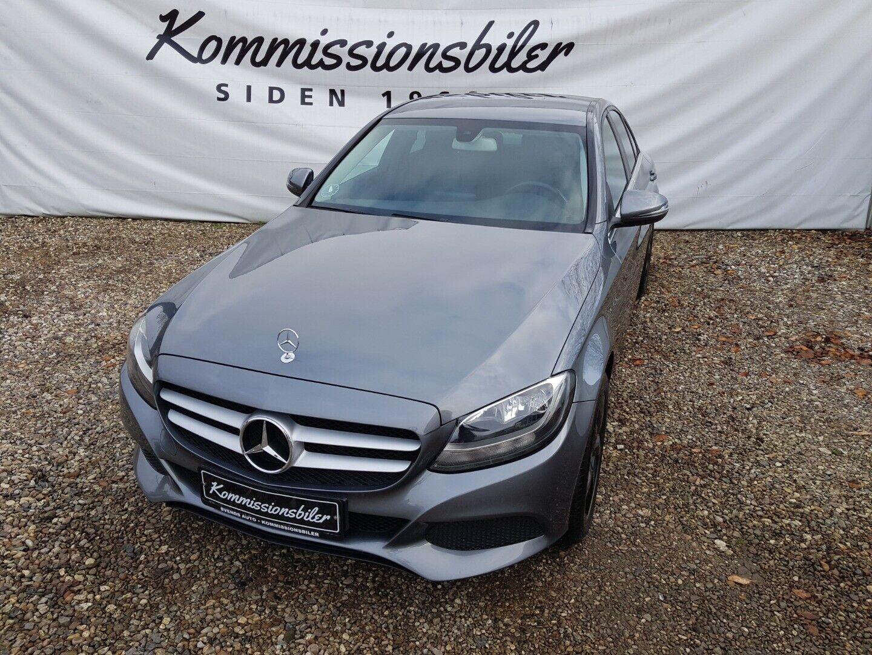 Mercedes C200 d 2,2 AMG Line aut. 4d