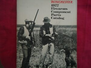Details about WINCHESTER 1977 FIREARMS COMPONENT PARTS 67PG  CATALOG-Used  In VG Cond