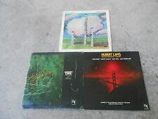 HUBERT LAWS-3 LP'S-THE RITE OF SPRING-GF-SAN FRANCISCO CONCERT-BOB JAMES-MORE