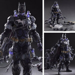 Play-Art-Kai-DC-Justice-League-Batman-Mr-Freeze-10-034-PVC-Action-Figure-Toy