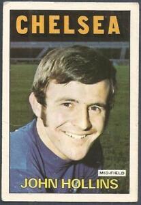 JOHN MCGARTH SOUTHAMPTON A/&BC-FOOTBALL 1972 ORANGE//RED BACK-#156