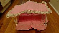 Suzy Goose Barbie Canopy Bed Vintage