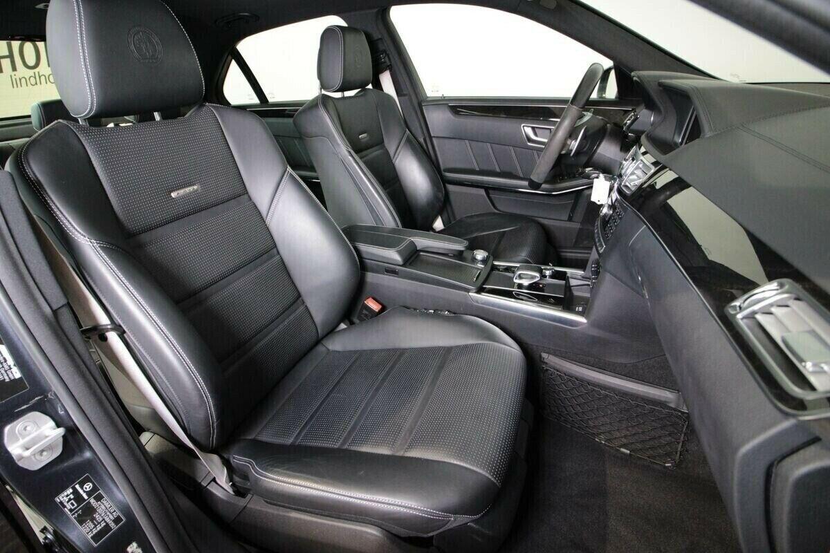 Mercedes E63 5,5 AMG S aut. 4-M