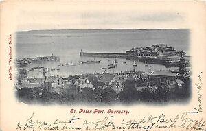 POSTCARD-GUERNSEY-St-Peter-Port