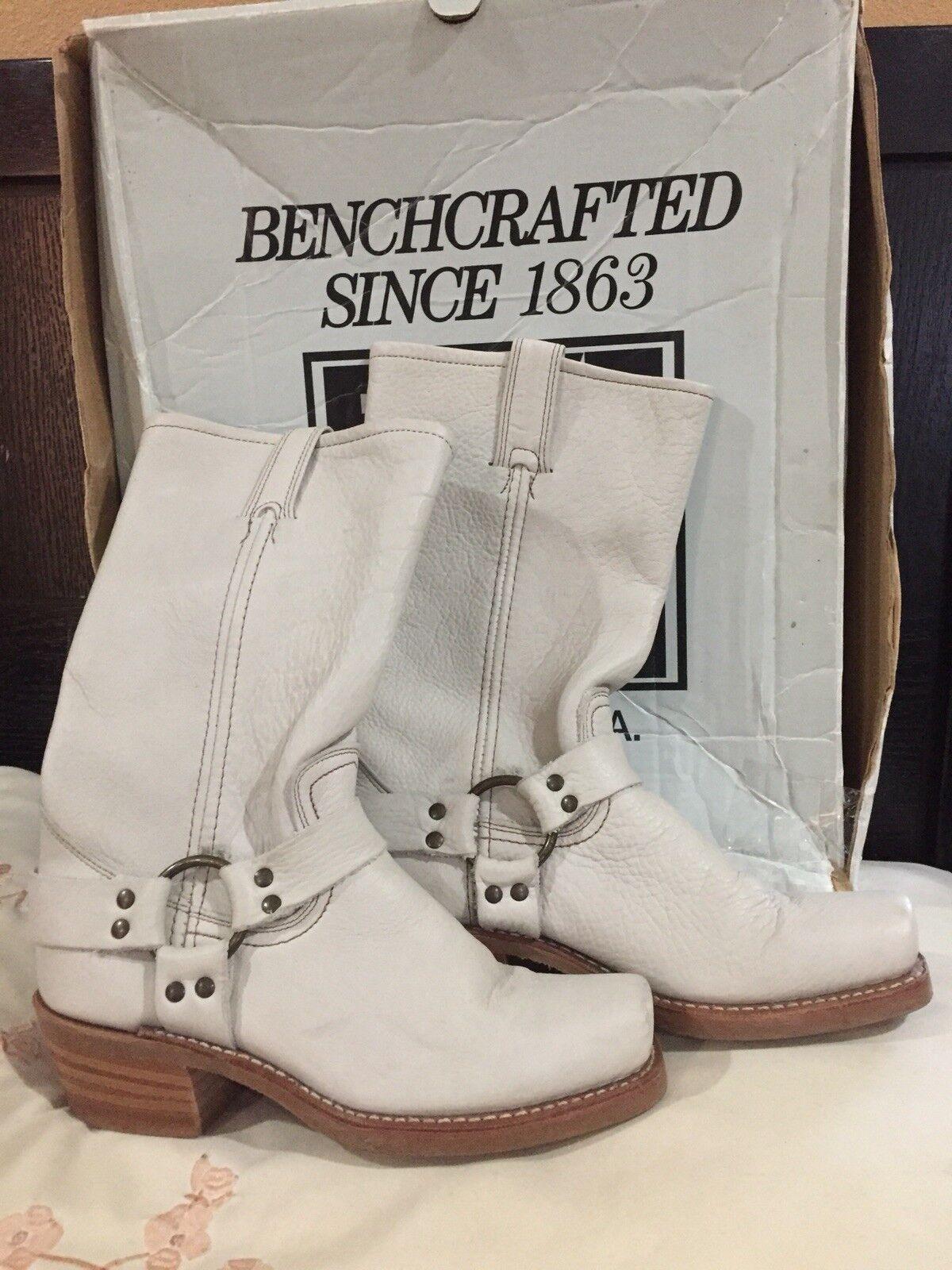 Gentlemen/Ladies frye boots 8.5 womens Fine workmanship modern Fashion dynamic
