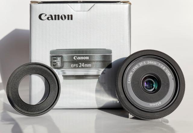 Canon EF-S 24 mm F/2,8 EF IS STM USM