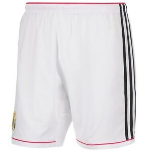 Adidas-Accueil-Heim-Pantalons-Shorts-Real-Madrid-14-2015-toutes-les-tailles