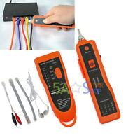 Network Scanner Tester Ethernet Phone Telephone Rj45 Rj11 Lan Cable Wire Tracker