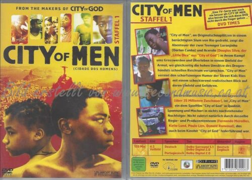 1 von 1 - City of Men - Staffel 1