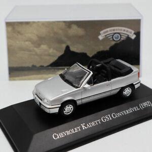 1-43-Ixo-Chevrolet-Kadett-GSI-conversivel-1992-convertible-DIECAST-models-Toys