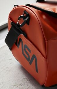 Vans Orange Nasa Voyager Space Backpack Explore Bag Rucksack Duffle SqxHSr7w
