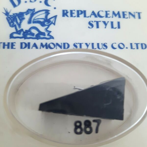 1 X Pioneer Pn301 Pn291t Stylus Replacement Turntable Needle 100% Origineel