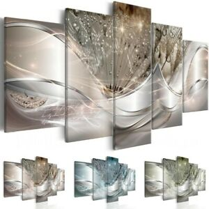 5pcs-Unframed-Modern-Art-Oil-Painting-Print-Canvas-Picture-Home-Wall-Room-Decor