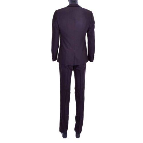 06902 amp; Blazer Teile Weste Stickerei Braun Gabbana Sicilia 3 Anzug Sakko Dolce gS1qPP