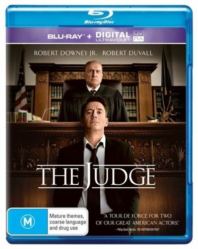1 of 1 - The Judge (Blu-ray, 2015)