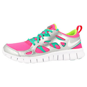 brand new 8caff f0f9a ... Nike-Free-run-2-GS-Chaussures-Chaussures-De-