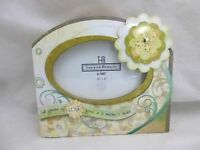 Ganz Treasured Memories 4 X 6 Garden Of Love Grows Mother's Heart Photo Frame