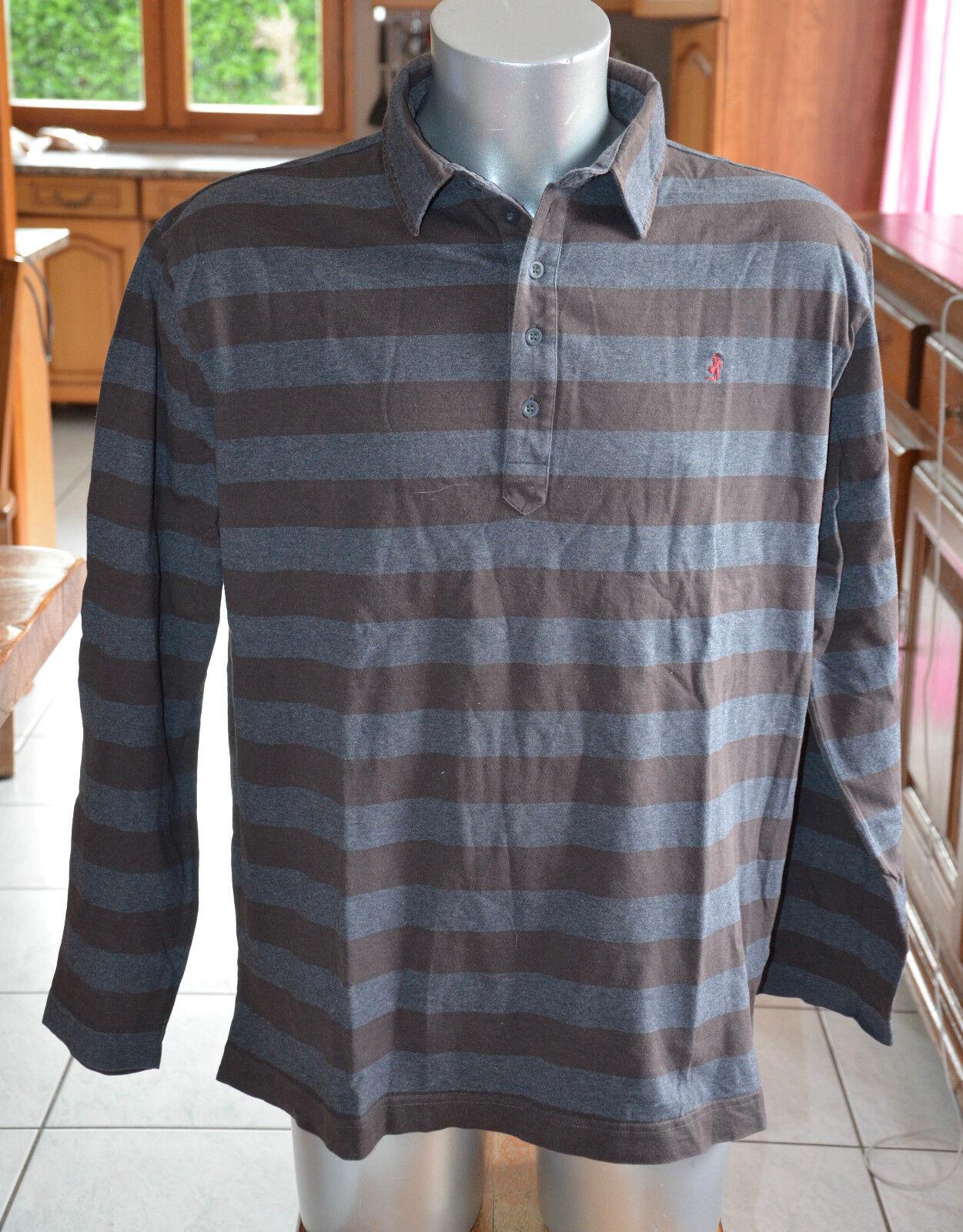 MARLBoro CLASSICS CLASSICS CLASSICS Molto carino maglia con cappuccio da uomo Marroneee e grigio d3cf63