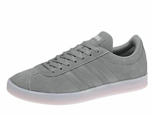 DB0839 Women's Adidas VL Cour 2.0 W en Daim Baskets Authentique Chaussures UK 4,5-5-6,5