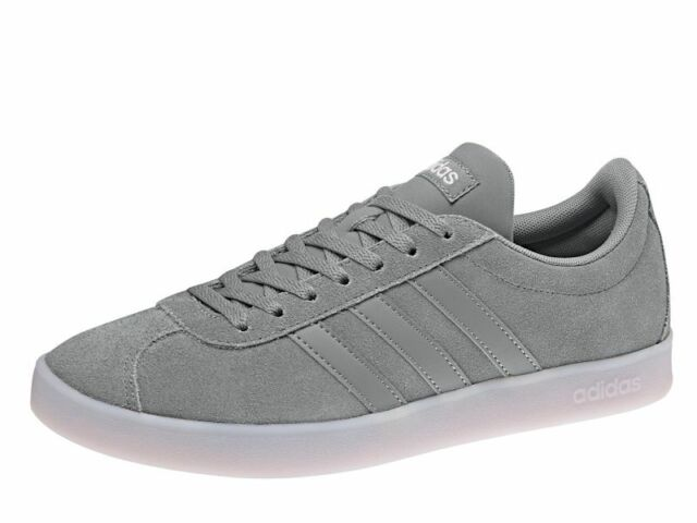 máquina Discurso Tormenta  DB0839 Women's Adidas VL COURT 2.0 W Suede Trainers GENUINE Shoes UK  4,5-5-6,5 for sale