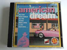 AMERICAN DREAM CD LOU REED BILLY SWAN ETC SONY 1995 CD - MINT