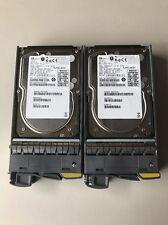 *LOT OF 2* Fujitsu 300GB Fibre Channel 10K Hard Drive MAW3300FC - X276A-R5
