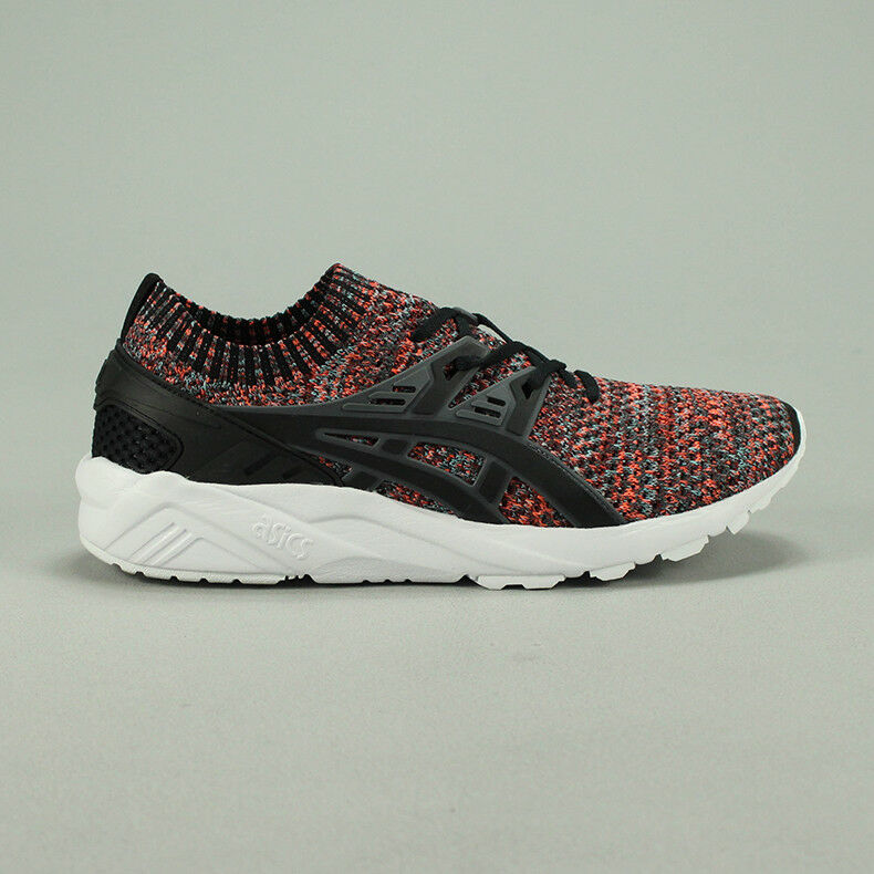 Asics Gel Kayano Knit shoes – Black   Carbon new in box UK Size 7,8,10
