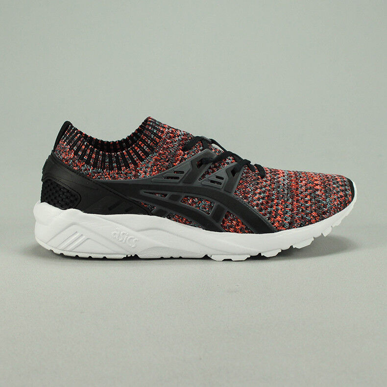Asics Asics Asics Gel Kayano Knit Shoes – Black / Carbon new in box UK Size 7,8,10 4b2d99