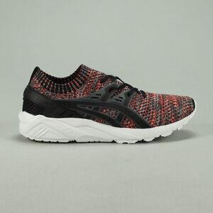 8 Black Shoes Unido Asics en 10 Knit Kayano caja Reino Gel 7 Nuevo Carbon Tamaño qwtaIO