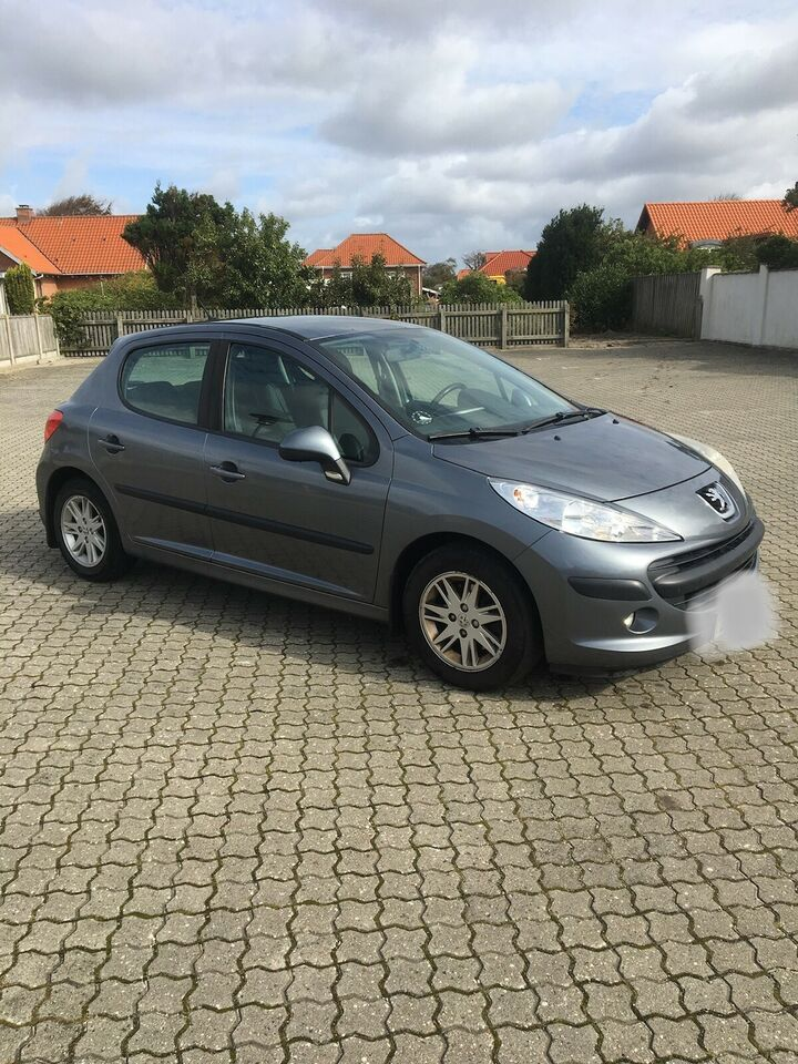 Peugeot 207, 1,6 HDi 90, Diesel