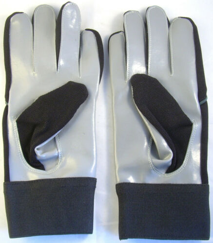 M schwarz Football EFS Receiver Handschuhe Gr Neu