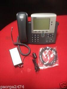 Cisco-7940G-IP-PHONE-CP-7940-multi-line-IP-telephone-POWER-SUPPLY-AA25480L