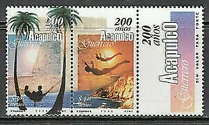 Mexico - Mail 1999 Yvert 1859/60 MNH