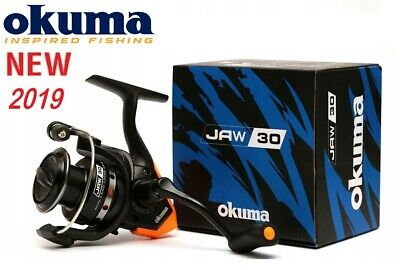 Okuma JAW-40 Moulinet Frein Avant