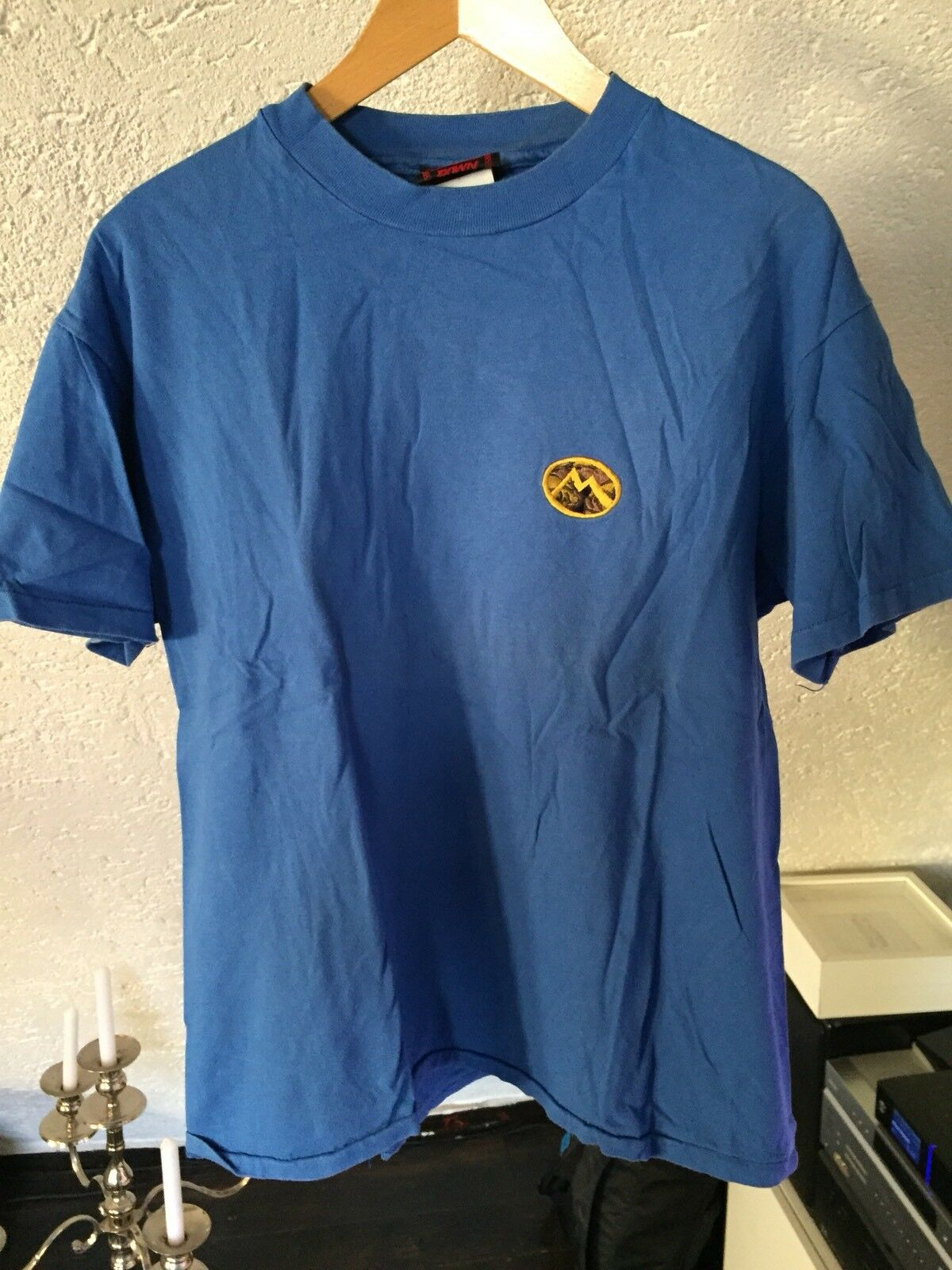 Maharishi - Oldschool Shirt Rarität M Vintage
