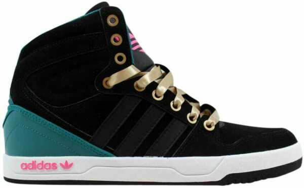 Size 7.5 - adidas Court Attitude Black Ultra Pop for sale online ...