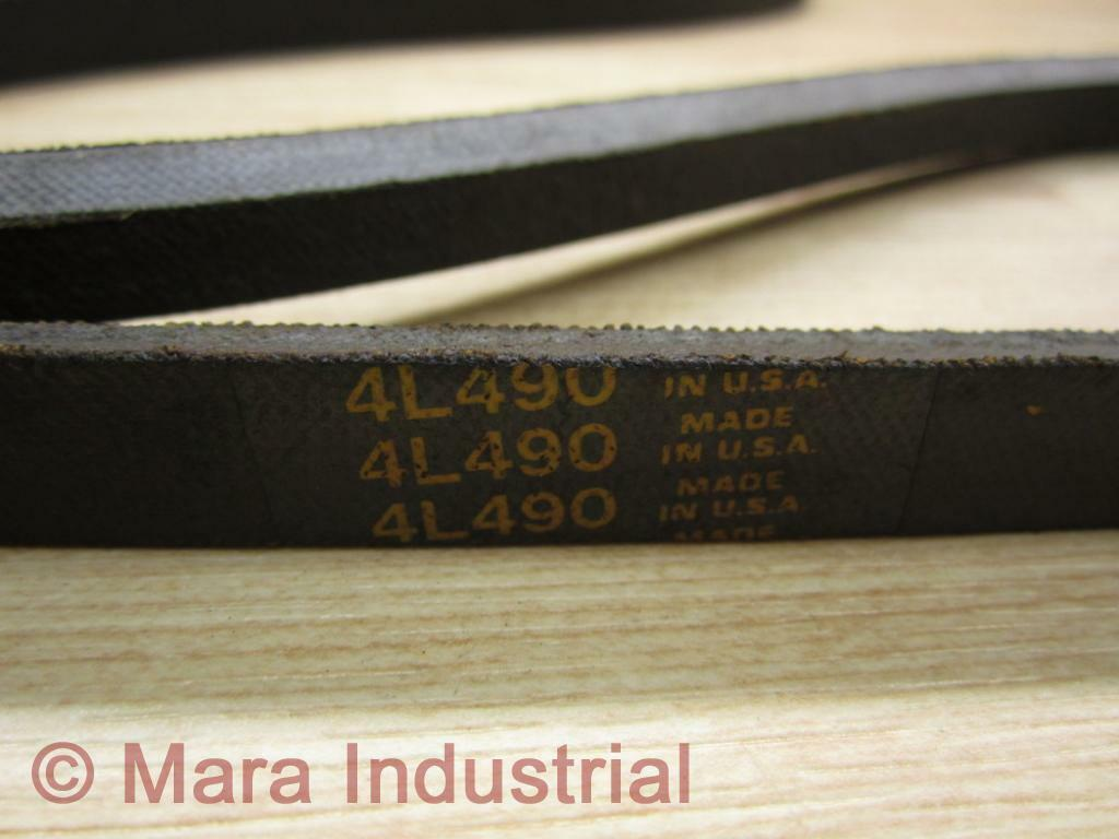 Thermoid A47//4L490 V-Belt