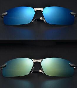 neu verspiegelt polarisiert sonnenbrille fahrbrille. Black Bedroom Furniture Sets. Home Design Ideas
