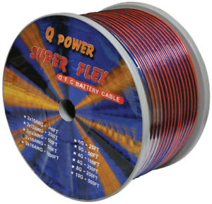 Q Power Inc 16G500 Qp Flex Speaker Wire 16ga 500