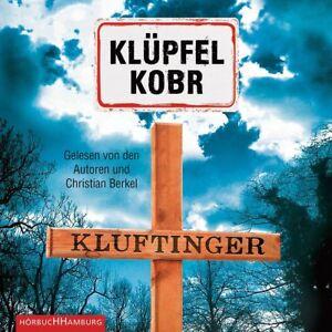 KLUFTINGER-EIN-KLUFTINGER-KRIMI-KLUPFEL-VOLKER-KOBR-MICHAEL-HORBUCH-12-CD-NEU