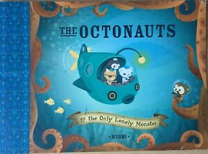 The-Octonauts-and-the-Only-Lonely-Monster-Meomi-Paperback-Book-Childrens-Picture