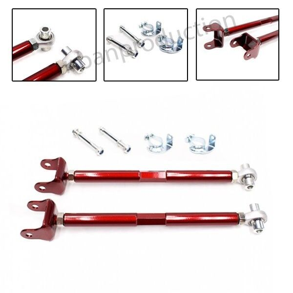 Godspeed Rear Camber Arm Adjustable Suspension Fit 08-12